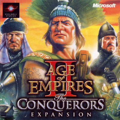 Age of Empires II: The Conquerors [ENG + RUS] [RIP]