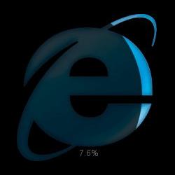 Индикатор окончания эпохи IE6