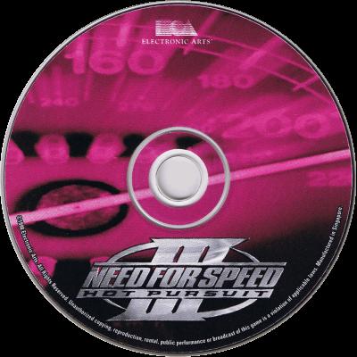 NFS3 CD